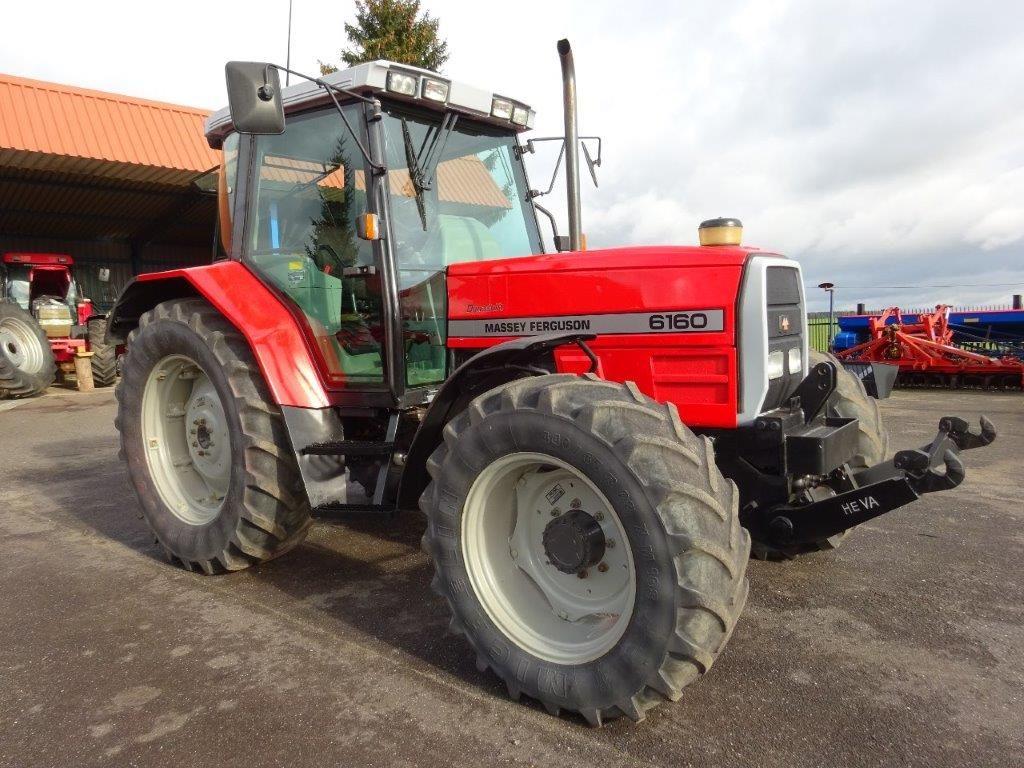 Maszyny Rolnicze używane | Puławski Paparzyn » Massey Ferguson 6160